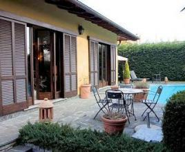 Holiday house with pool in Piemonte in Biganzolo (Italy)