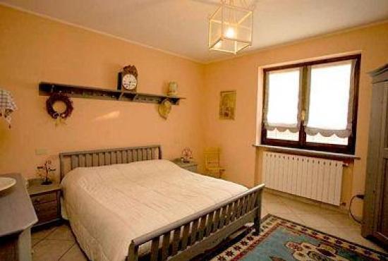 Vakantiehuis in Biganzolo, Piemonte - Slaapkamer