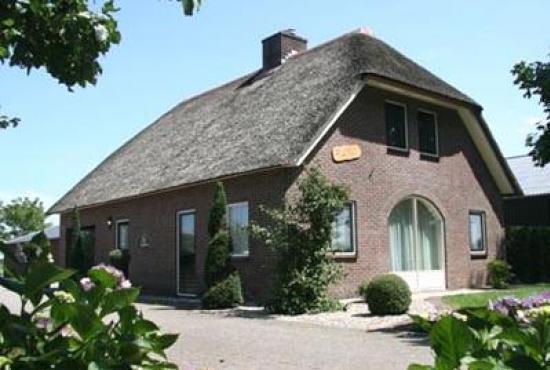 Vakantiehuis in Luttenberg, Overijssel - Het huis