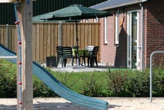 Holiday house in Luttenberg, Overijssel - Terrace