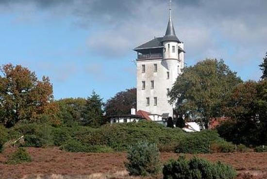 Vakantiehuis in Luttenberg, Overijssel - De Sprengenberg