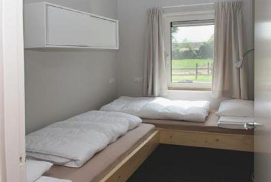Vakantiehuis in Luttenberg, Overijssel - Slaapkamer