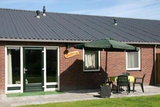 Vakantiehuis in Luttenberg, Overijssel - Woning en terras