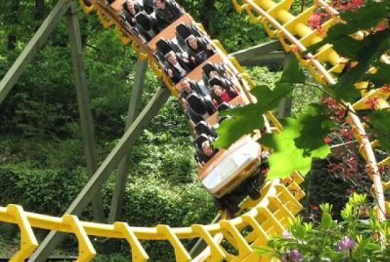 Location de vacances en Luttenberg, Overijssel - Parc d'attraction Hellendoorn