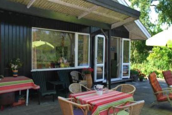 Vakantiehuis in Breukelen, Utrecht - Terras