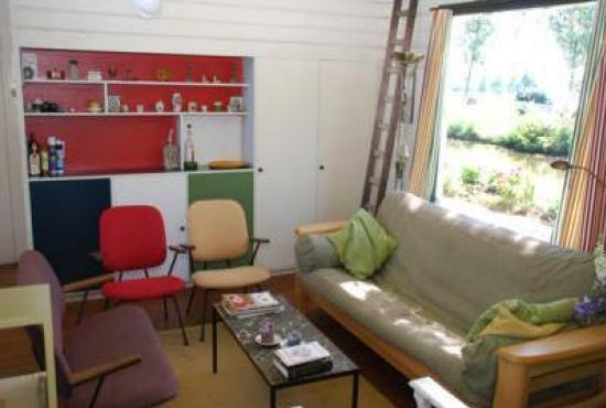 Vakantiehuis in Breukelen, Utrecht - Woonkamer