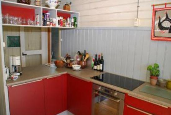 Holiday house in Breukelen, Utrecht - Kitchen