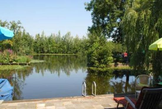 Location de vacances en Breukelen, Utrecht - Terrasse et vue