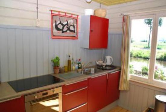 Holiday house in Breukelen, Utrecht - Kitchen