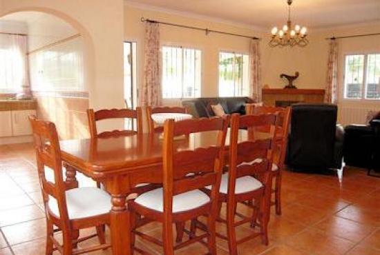 Vakantiehuis in Orba, Costa Blanca - Woonkamer