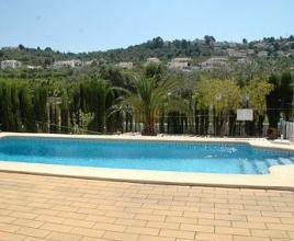 Vakantiehuis in Orba met zwembad, in Costa Blanca.