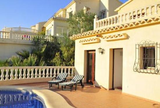 Vakantiehuis in Benitachell, Costa Blanca - Huis met zwembad