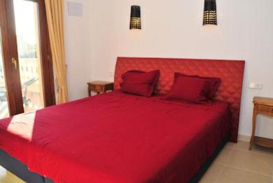 Vakantiehuis in Benitachell, Costa Blanca - Slaapkamer