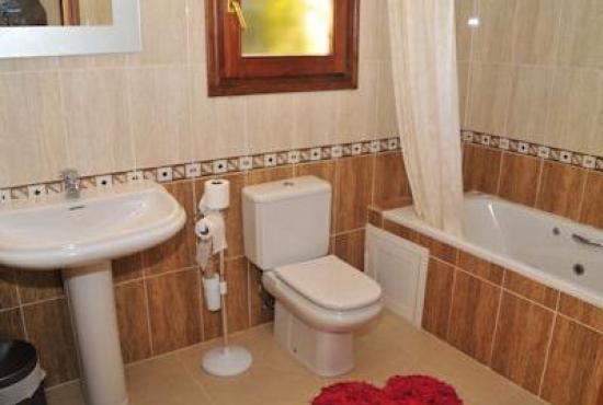Vakantiehuis in Benitachell, Costa Blanca - Badkamer