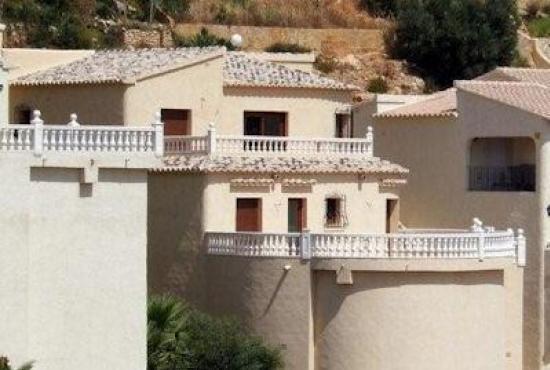 Vakantiehuis in Benitachell, Costa Blanca - De villa