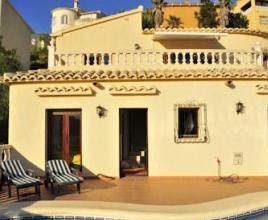 Vakantiehuis in Benitachell met zwembad, in Costa Blanca.