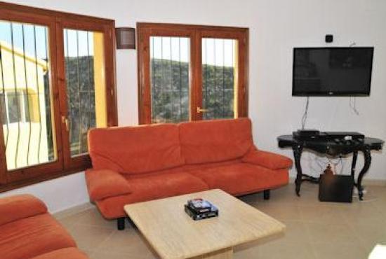Vakantiehuis in Benitachell, Costa Blanca - Zithoek