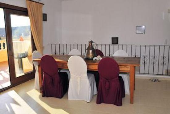 Vakantiehuis in Benitachell, Costa Blanca - Eethoek