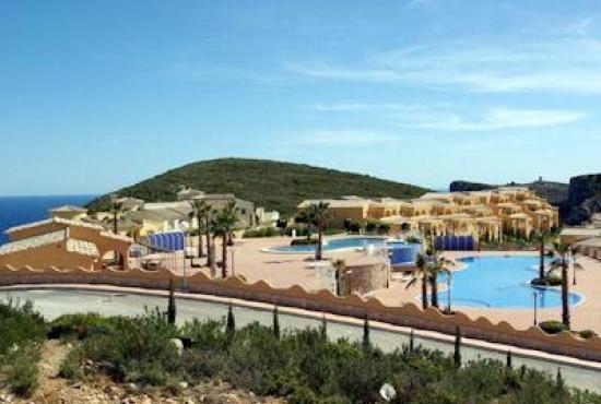 Vakantiehuis in Benitachell, Costa Blanca - Gemeenschappelijk zwembad van de urbanisatie