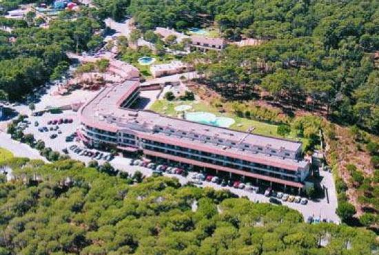 Vakantiehuis in Pals, Costa Brava - Luchtfoto