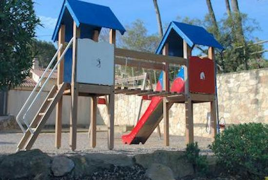 Holiday house in Pals, Costa Brava - Playground
