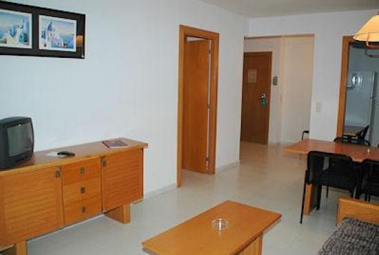 Vakantiehuis in Pals, Costa Brava - Woonkamer