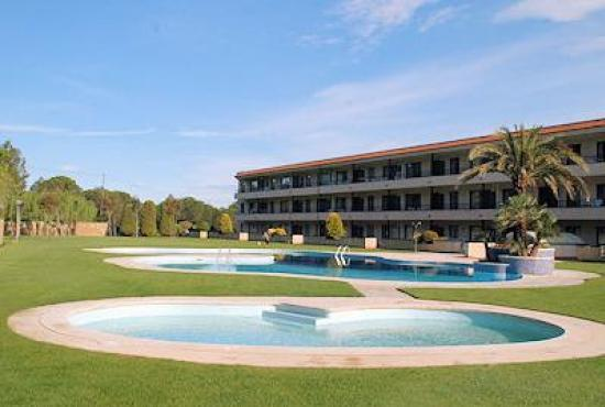 Location de vacances en Pals, Costa Brava - Piscine commune