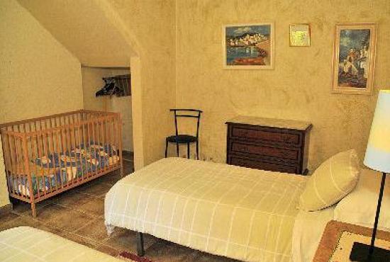 Vakantiehuis in Vilobi d'Onyar, Costa Brava - Slaapkamer