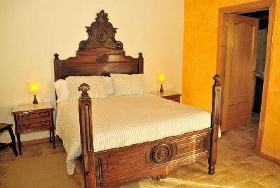 Ferienhaus in  Vilobi d'Onyar, Costa Brava - Schlafzimmer