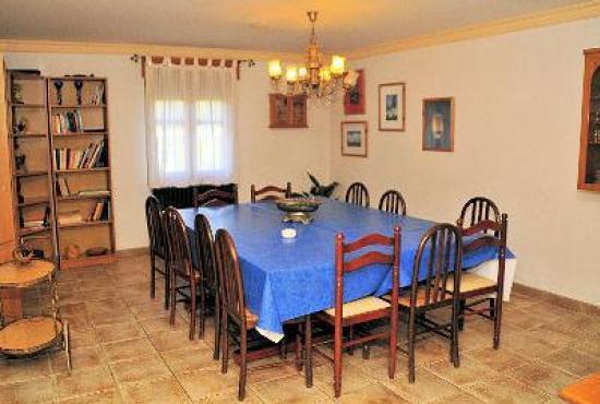 Holiday house in Vilobi d'Onyar, Costa Brava - Diningroom