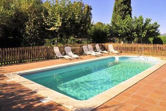 Holiday house in Vilobi d'Onyar, Costa Brava - Swimmingpool