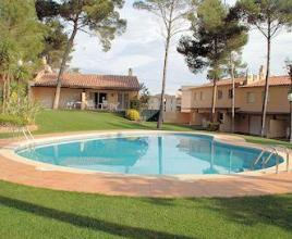 Holiday house in Pals with pool, in Costa Brava.