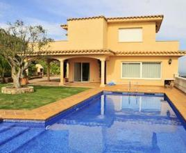 Villa with pool in Costa Brava in Begur (Spain)