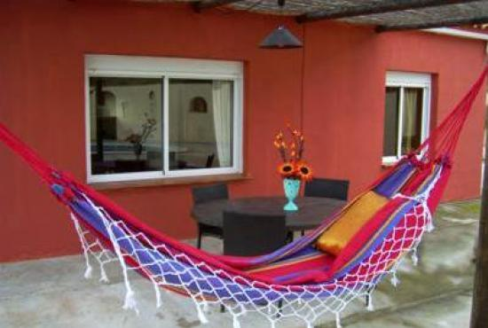 Vakantiehuis in Alora, Andalusië - Terras