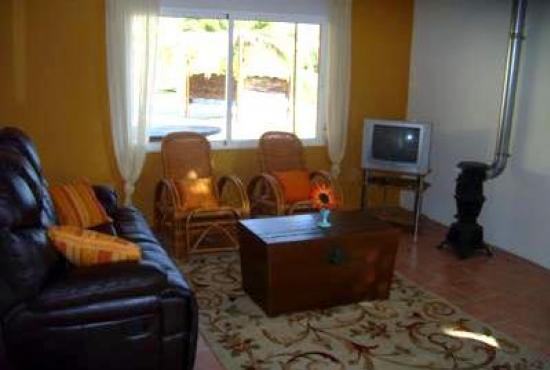Vakantiehuis in Alora, Andalusië - Zithoek