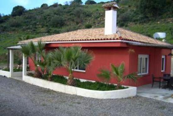 Holiday house in Alora, Andalusia - The house