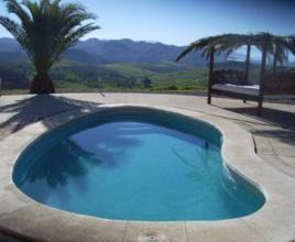 Ferienhaus in Alora mit Pool, in Andalusia.