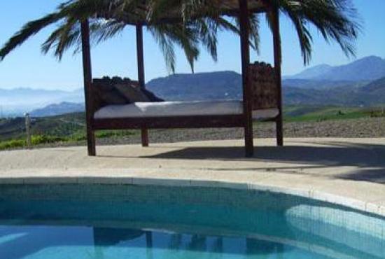 Holiday house in Alora, Andalusia - Swimmingpool