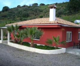Holiday house in Alora with pool, in Andalusia.
