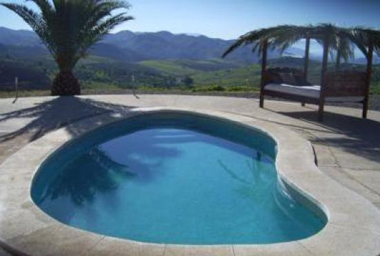 Holiday house in Alora, Andalusia - Swimmingpool