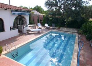 Villa met zwembad in Costa Dorada in Montroig del Camp (Spanje)