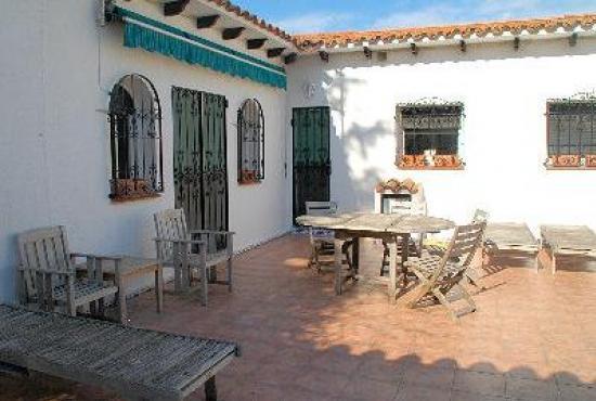 Vakantiehuis in Montroig del Camp, Costa Dorada - Terras