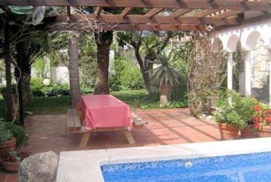 Vakantiehuis in Montroig del Camp, Costa Dorada - Picknicktafel