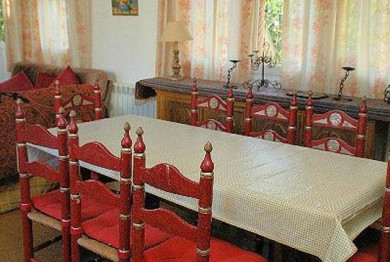Vakantiehuis in Montroig del Camp, Costa Dorada - Eethoek