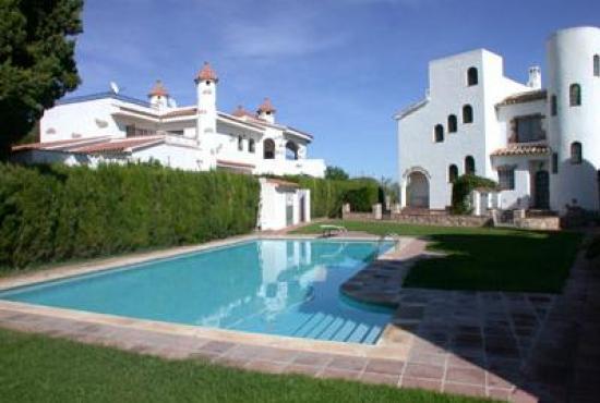 Vakantiehuis in Montroig Bahia, Costa Dorada - Gemeenschappelijk zwembad