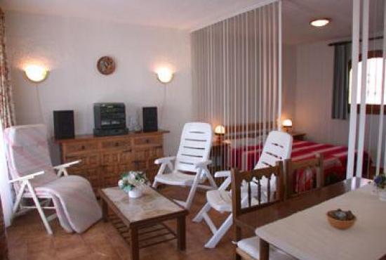 Vakantiehuis in Montroig Bahia, Costa Dorada - Woonkamer