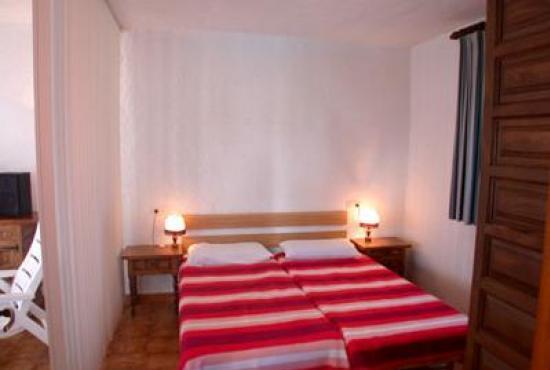 Vakantiehuis in Montroig Bahia, Costa Dorada - Slaapruimte in woonkamer