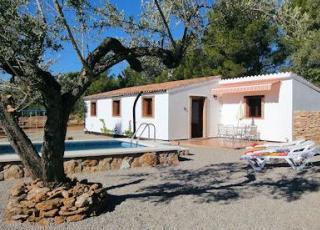 Vakantiehuis met zwembad in Costa Dorada in El Perelló (Spanje)