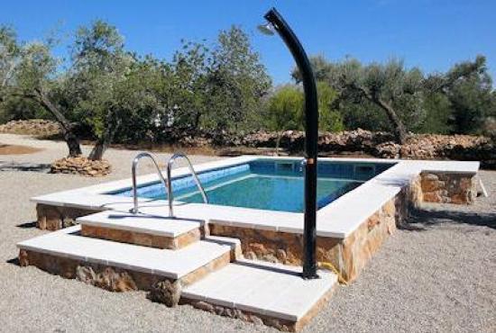 Holiday house in El Perelló, Costa Dorada - Swimmingpool