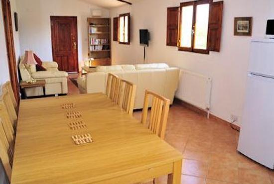 Holiday house in El Perelló, Costa Dorada - Livingroom